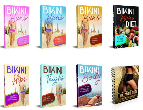 bikini buns program bonuses
