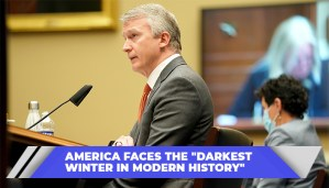 America Faces The Darkest Winter In Modern History