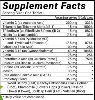 Nutrition Health Immune Booster dosage
