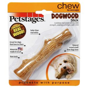 Petstages Strong Wood Chewing Stick for Dogs