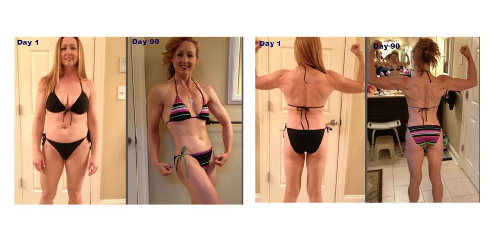 bikini body workout plan