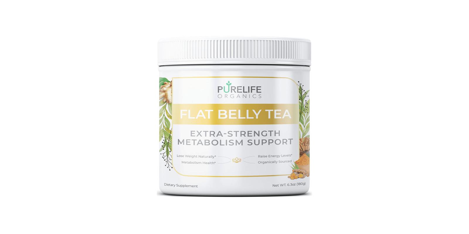 purelife organic flat belly tea review