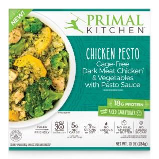 Chicken Pesto Bowl from Primal Kitchen