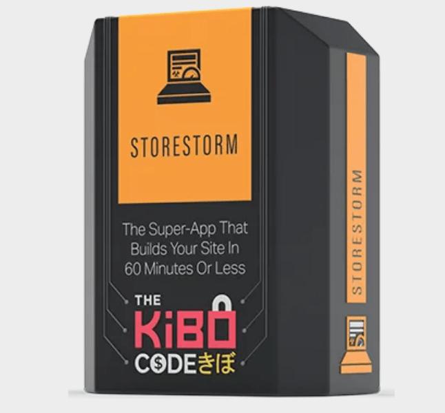 Kibo-Code-StoreStorm