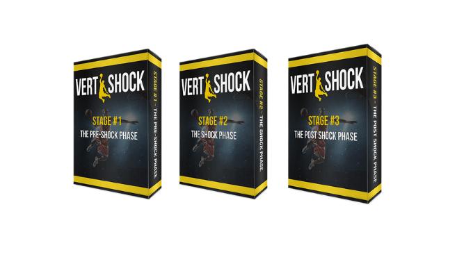 Vert Shock Training program
