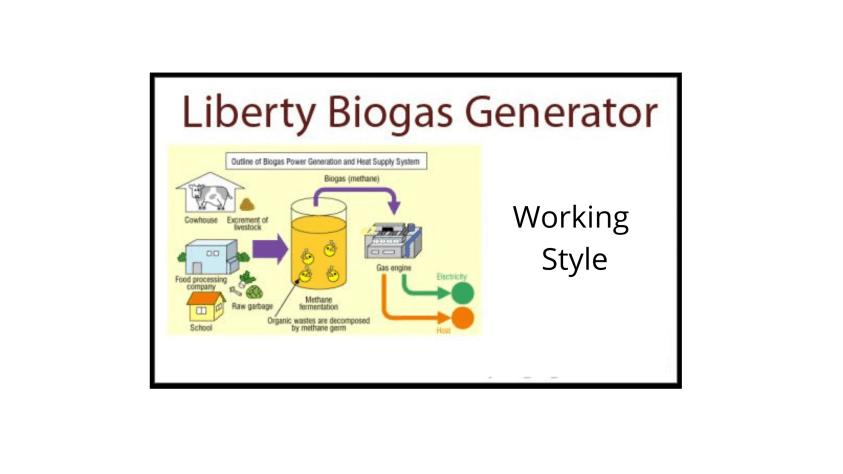 Working Style Of Liberty Generator Ebook