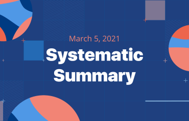The Systematic Summary: 3/5-image