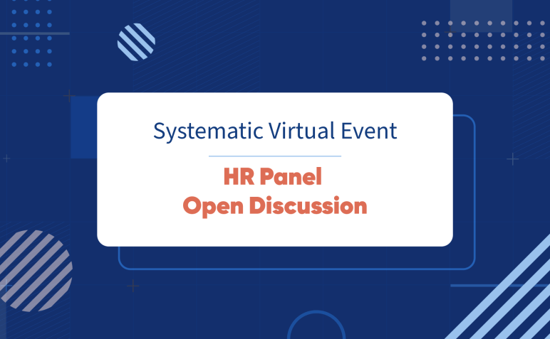 Systematic Event: HR Panel Open Discussion-image