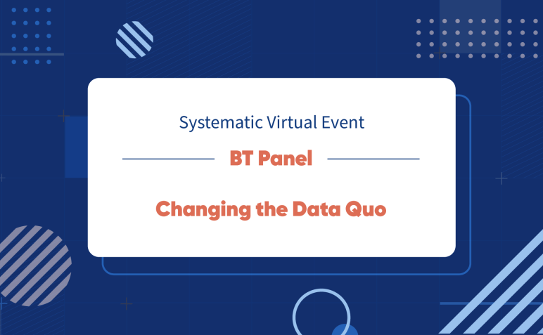 BT Panel: Changing the Data Quo-image