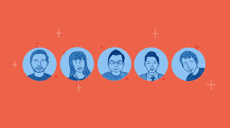 illustrated pictures of hr leaders