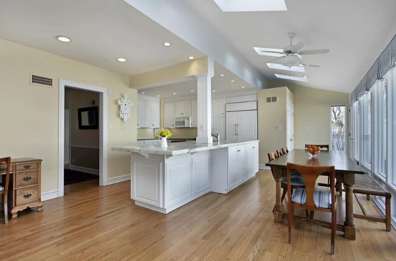 Интерьер загородной кухни: Фото, Дизайн, Идеи оформления