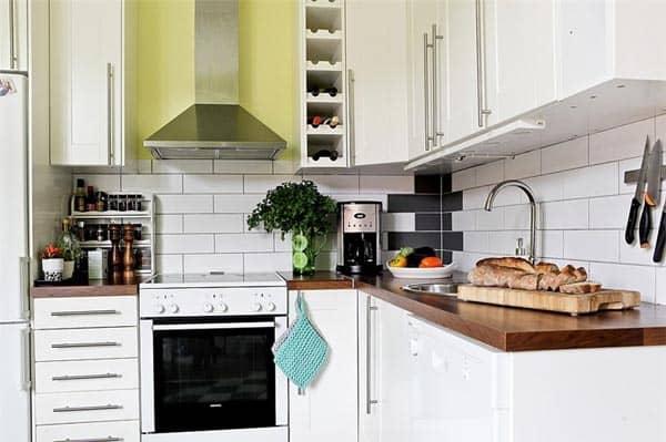 Маленькая Деревенская Кухня ФОТО