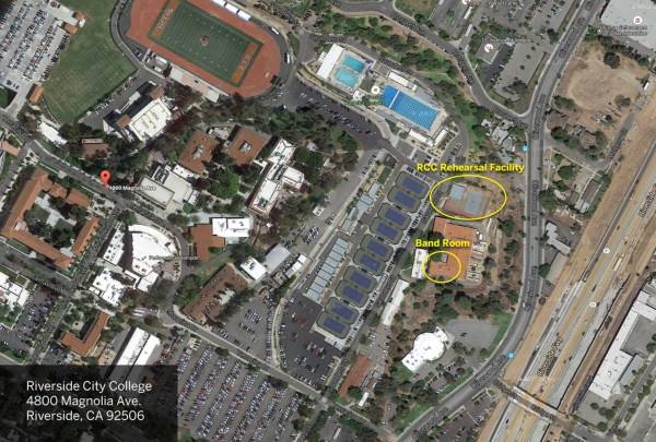 Riverside City College Campus Map.20 Rcc Map Pictures And Ideas On Stem Education Caucus