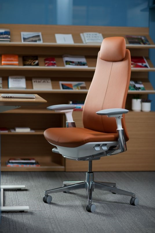 Haworth Fern Executive Chair Gallery 007  SYSTEMCENTER