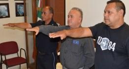 Nombran nuevo  Consejo de Honor y Justicia de Seguridad Pública