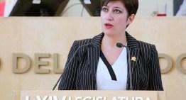 Pide la diputada Cristina Márquez a AMLO, corregir el rumbo del país