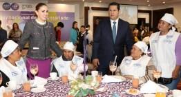 Reconocen la labor altruista de los Guanajuatenses