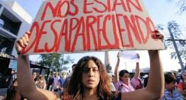 En México, hay 61 mil 637 desaparecidos; 9 mil son del 2019