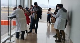 Reciben a 11 estudiantes, ya van 29 los que retornaron de China