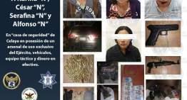 Juez considera detención legal de grupo criminal