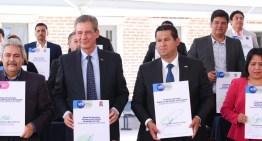 Firman Estado y 46 Municipios el Convenio para el Desarrollo Social