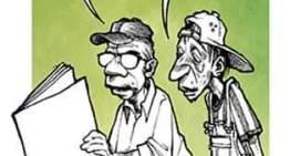 Caricatura: Confusión
