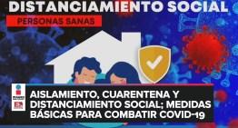 México, bajo una emergencia sanitaria por el COVID-19