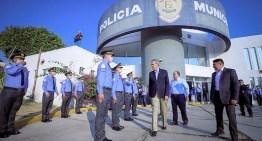 Con 51 nuevos elementos de seguridad y tránsito, León saldrá adelante
