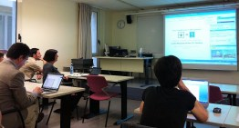 La SEG analiza programas  mediante una reunión virtual