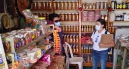 En apoyo a medidas sanitarias, cierran negocios temporalmente en Acámbaro