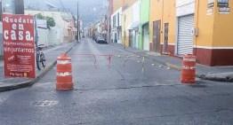 Cierran el centro de la ciudad de Acámbaro