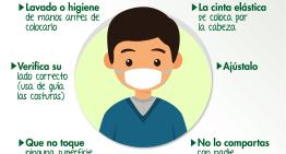 Piden el uso de cubrebocas  en los 46 municipios de Guanajuato