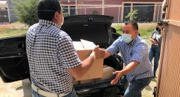 En el sureste de Guanajuato, 2 mil 971 estudiantes reciben despensas