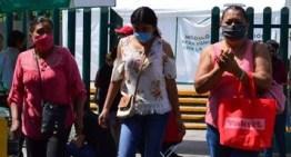 """En Guanajuato, aún no hay  """"pico"""" de la curva ni meseta por la pandemia"""