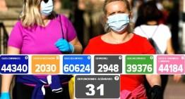 Guanajuato sumó 18 muertes más para llegar a 2,948