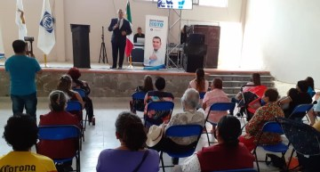 En el 2º. Informe de Actividades, Luis Magdaleno destaca la reforma a la ley estatal de salud