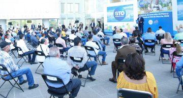 Anuncia el Gobierno de Guanajuato  más de 132 mdp para apoyar al comercio