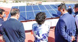 Fomentan el uso  de energías limpias en edificios públicos