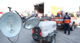 Ya trabaja en Tabasco  la Brigada de Rescate de Guanajuato