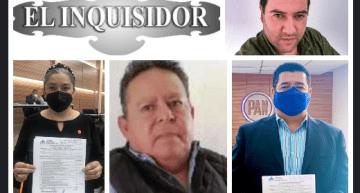 """El Inquisidor : Listos, tres can-dedotes del PAN para el 2021.  Claudia Silva, aspirante a Alcaldesa por Acción Nacional.  El PRD, un 'coto de poder' con intereses oscuros.  Habría tres can-dedotes """"Independientes"""" por Acámbaro."""