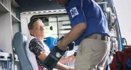 Eficientan los servicios  en emergencias médicas con el 911