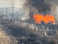 Se queman alrededor de 3 hectáreas de invernaderos en Acámbaro.