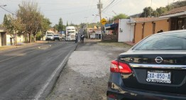 En Acámbaro, balean dos vehículos en el poblado de Inchamácuaro
