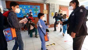 Ya hay 80 contagios  en escuelas del sureste de Guanajuato
