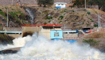 """Las presas del Estado de Guanajuato  siguen acumulando agua, incluyendo la """"Solís"""""""