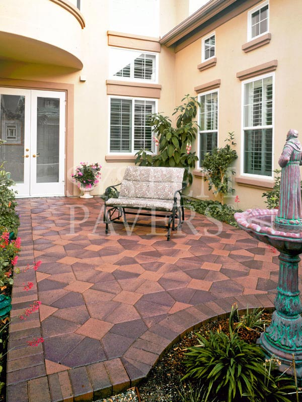 Patio Pavers Design  Installation Services  System Pavers