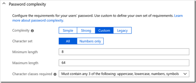 Azure AD B2C new features 2