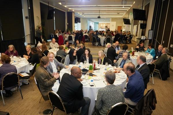 Isb Valerie Logan Luncheon Honors Elevating -12 Stem