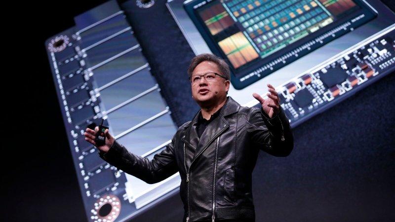 Nvidia buys ARM