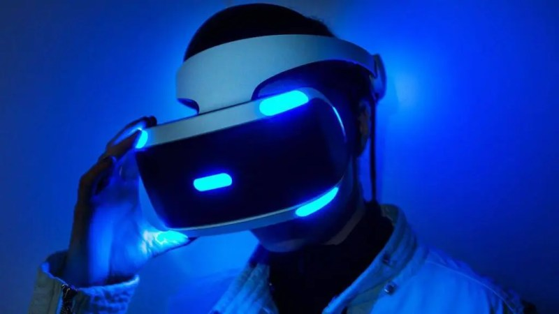 The PlayStation VR is the emblem of the use of peripherals for the gaming experience. Source: Tom's Hardware